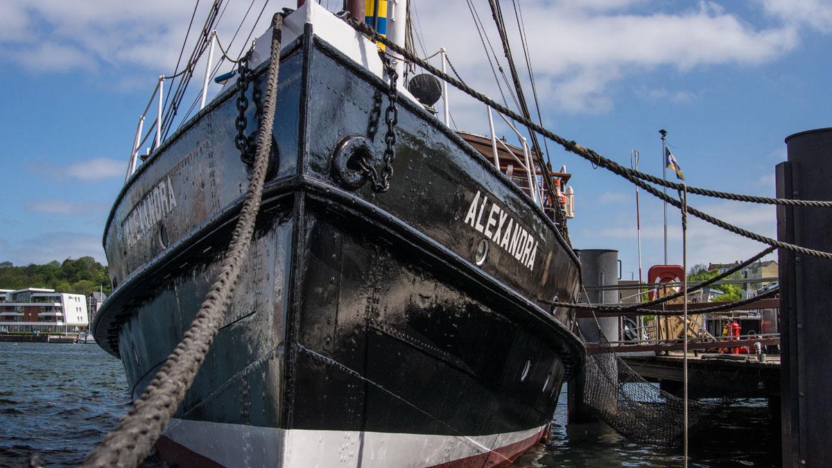 Alexandra in Flensburg