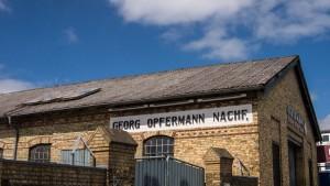 Hafen Flensburg Rum-Stadt