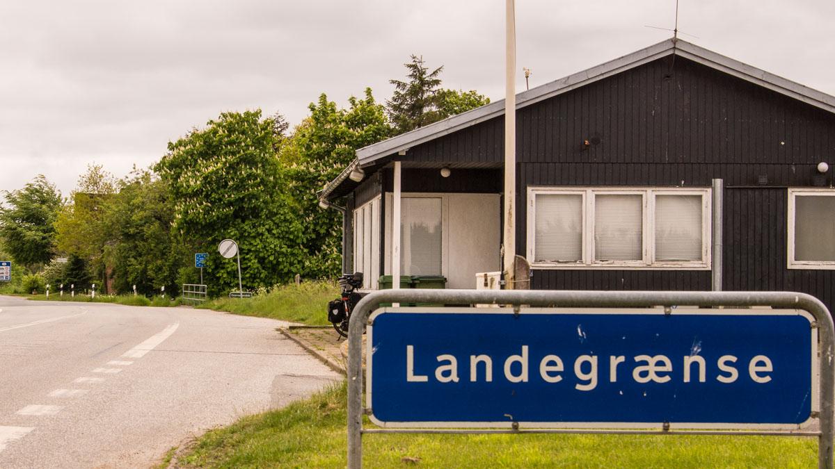 Ehemalige Grenzstation