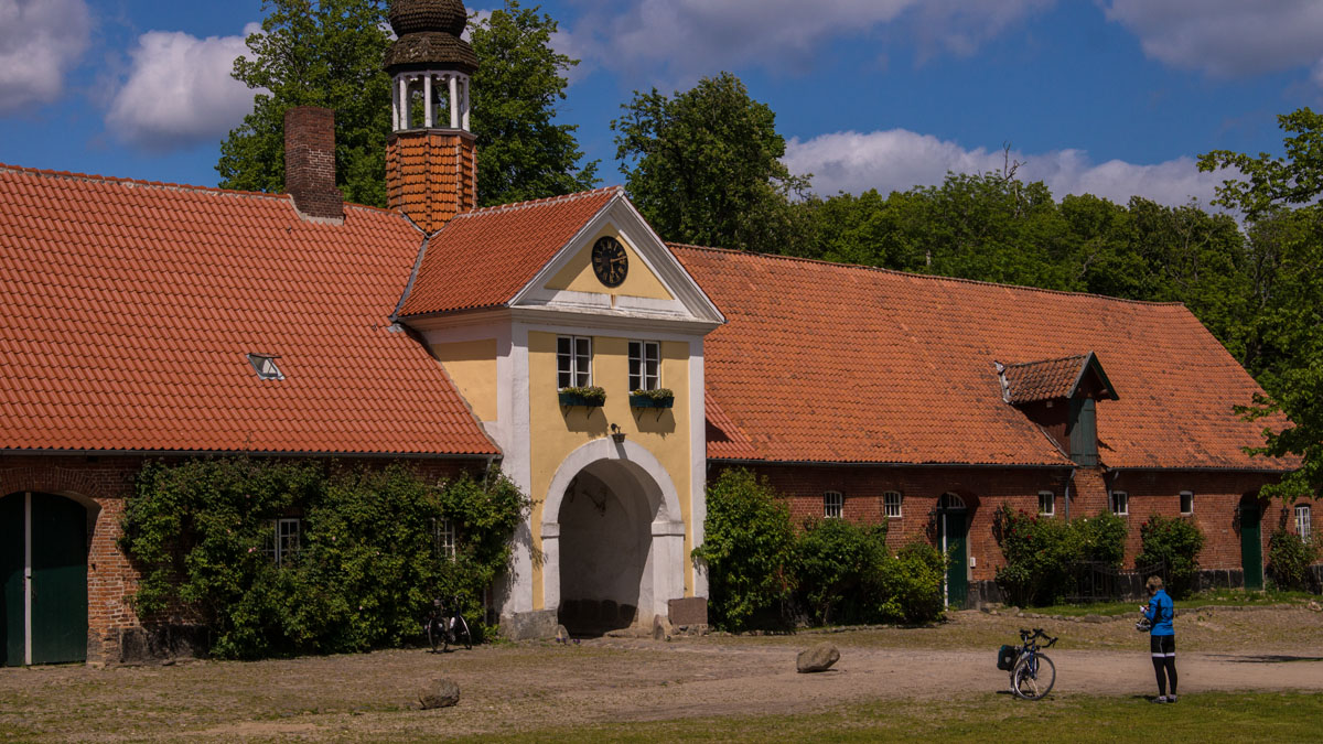 Gut Damp Torhaus
