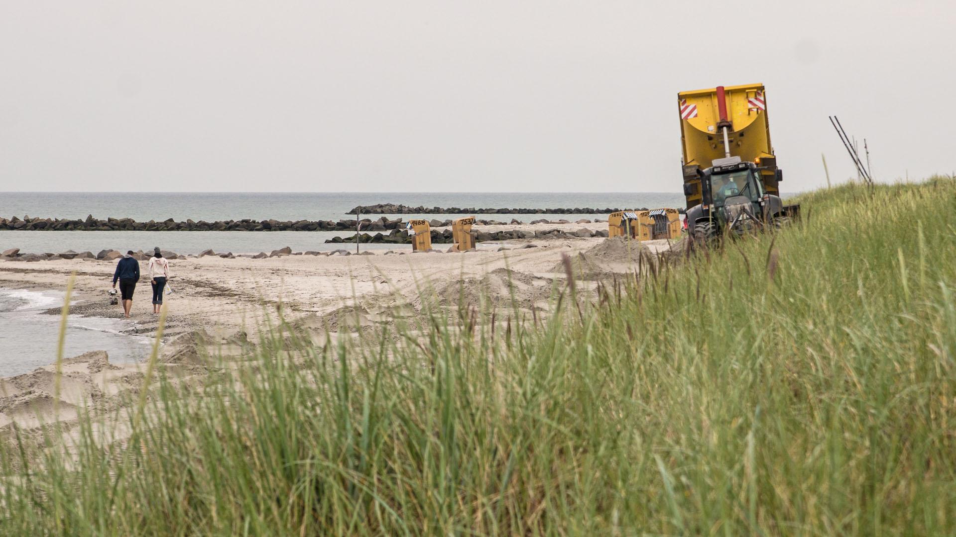 Schönberg neuer Sand
