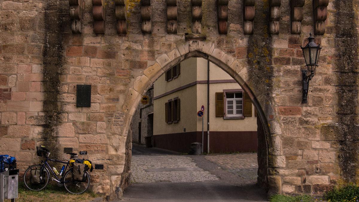 Aschaffenburg Stadttor