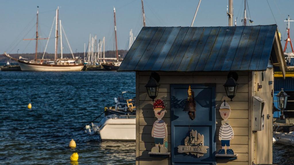 NDR Landpartie Eckernförder Hafen