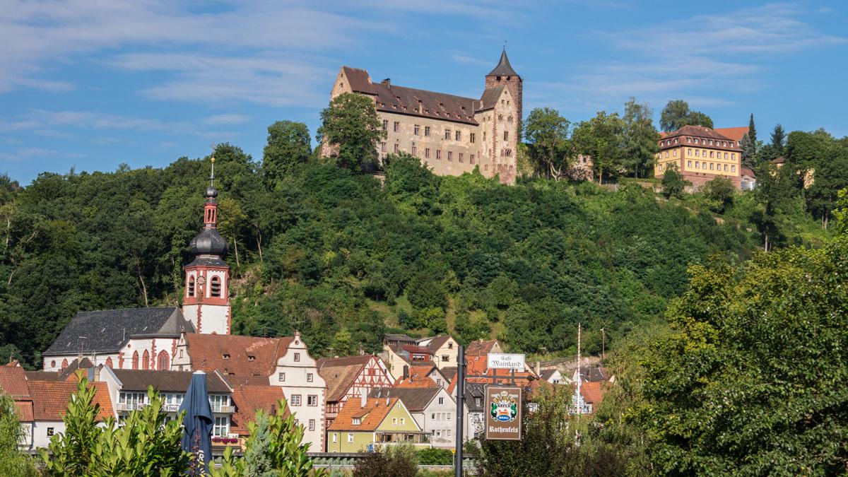 Burg Rothenfels / Zimmern