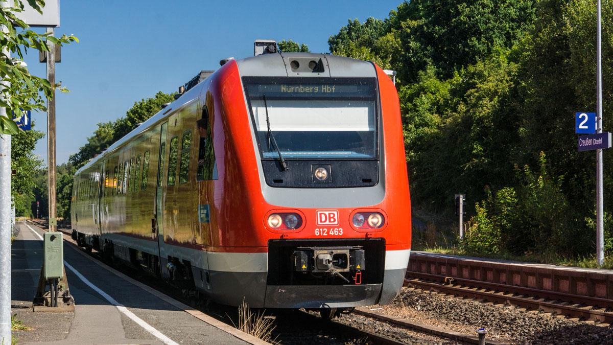 Creußen Bahnhof