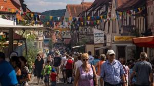 Weinfest Haßfurt