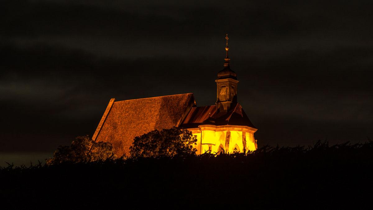 Wallfahrtskirche Maria im Weingarten