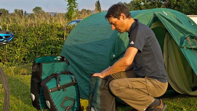 Campingplatz bei Eschwege