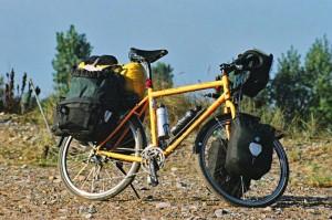 Santos Fahrrad