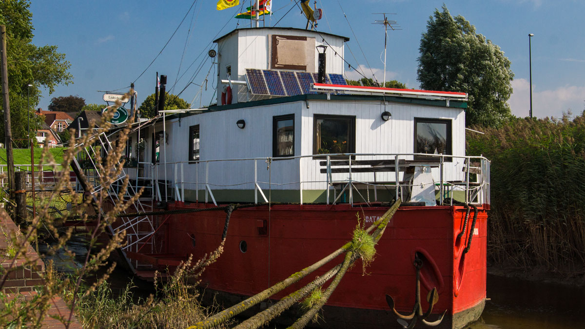Theaterschiff Batavia