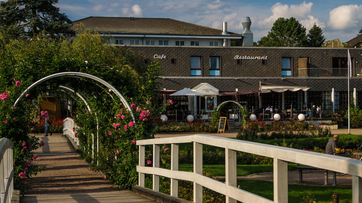 Parkhotel Rosarium in Uetersen