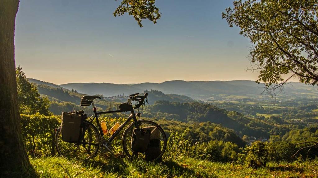 Schöne Aussicht bei Lindenfels