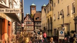 Bensheim Innenstadt