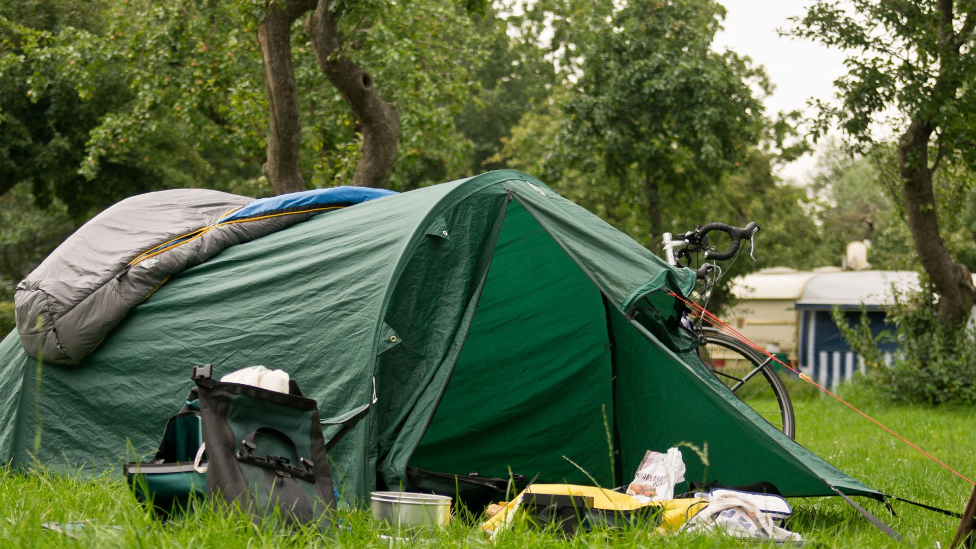 Campingplatz in Ascheberg