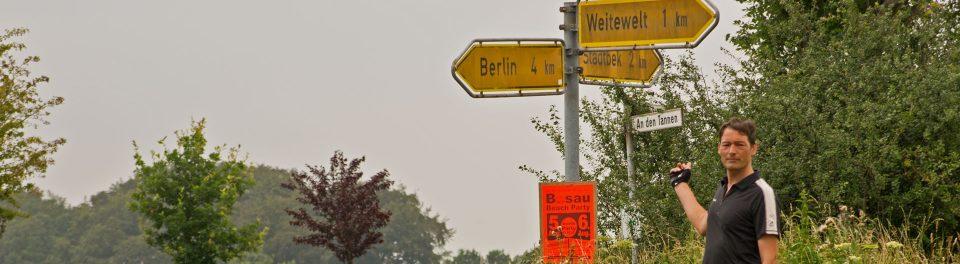 Zwischen Weite Welt und Berlin