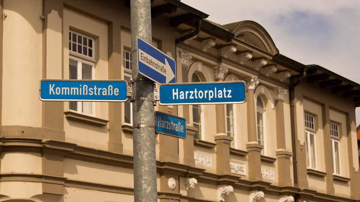 Wolfenbüttel der Harz kommt näher