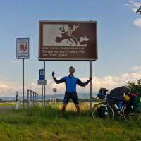 Ehemalige Deutsch Deutsche Grenze