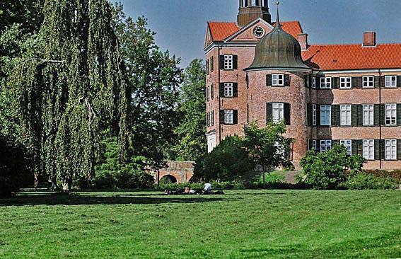 Eutiner Schloss im Schlosspark