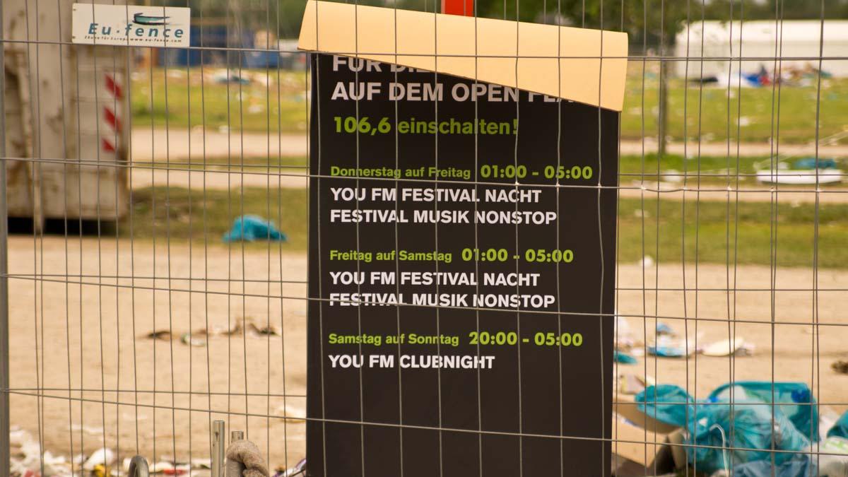 Festival bei Eschwege