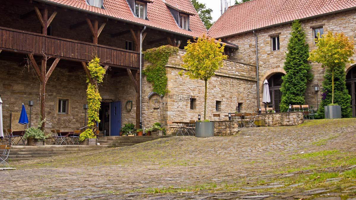 Kloster Cornberg Hessen