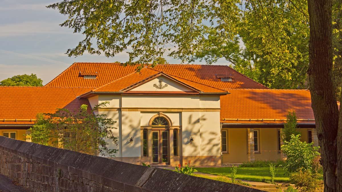 Landesmusikakademie Hessen Schloss Hallenburg