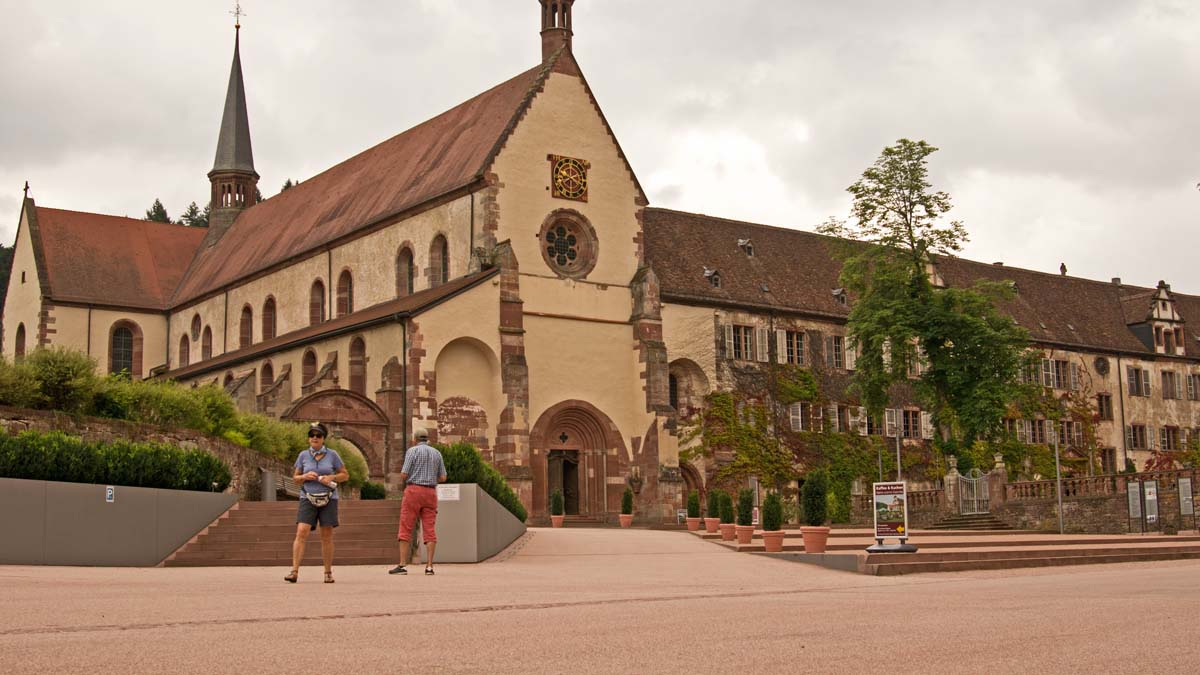 Kloster Bronnbach