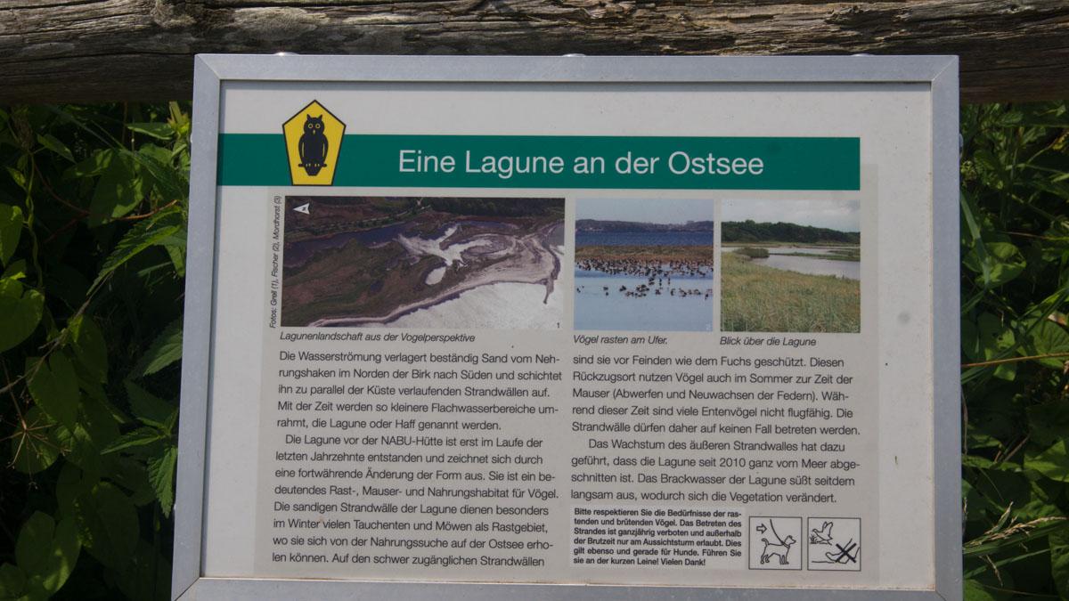 Nabusation Lagune Geltinger Birk