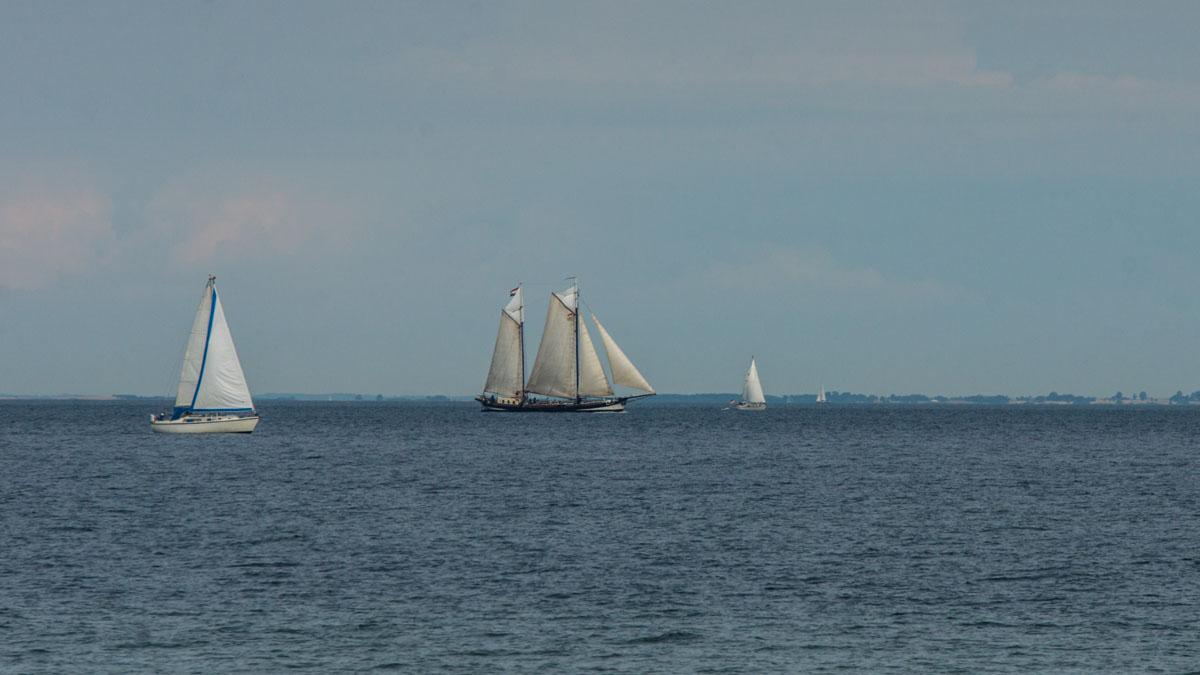 Segelschiff Geltinger Bucht