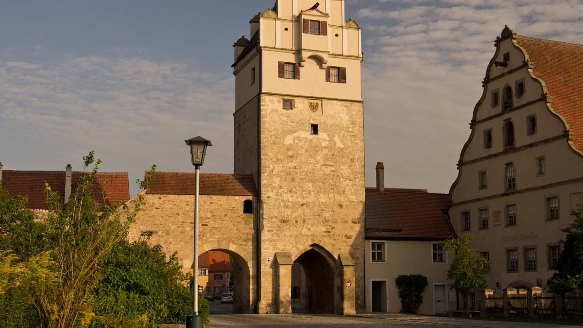 Stadttor Dinkelsbühl