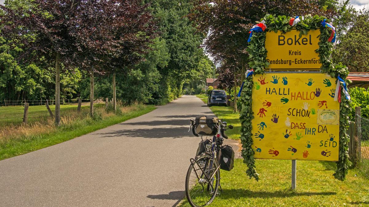Willkommen in Bokel