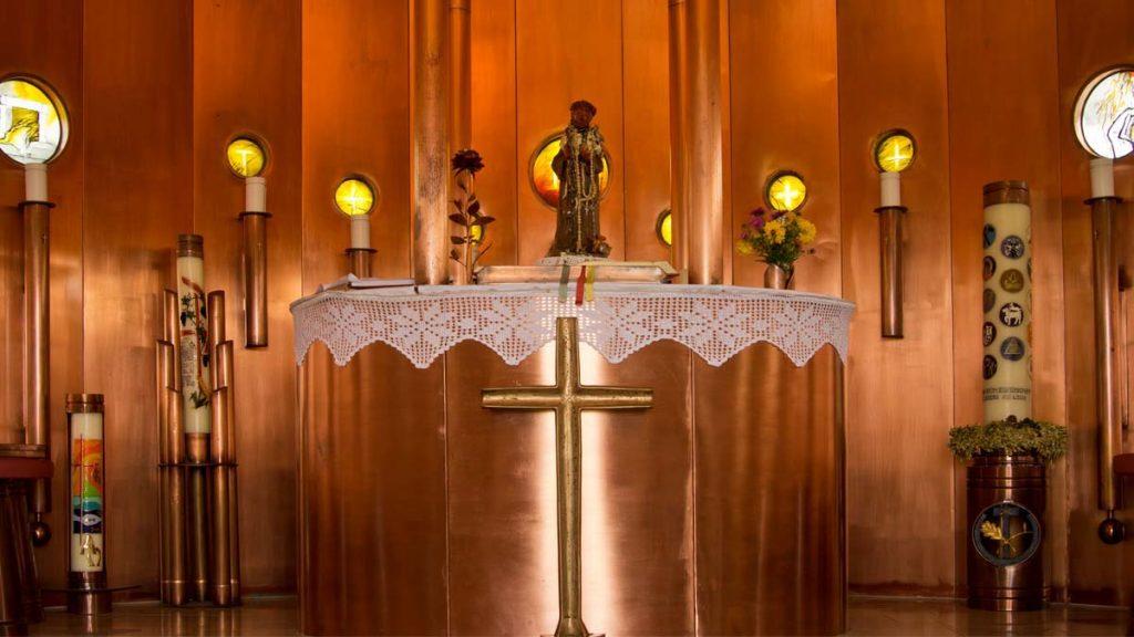 Assisi Kapelle bei Prittriching