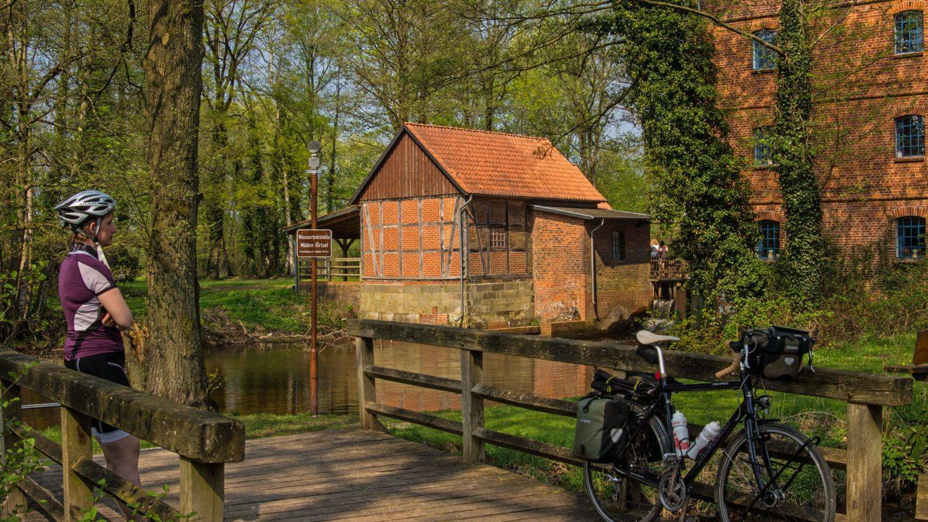 Südheide Müden Örtze Mühle