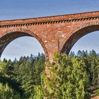 Odenwald Himbächel Viadukt